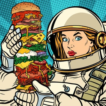 you can't eat bread in space