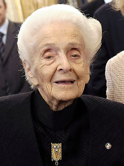 influential women in history_Rita levi-montalcini