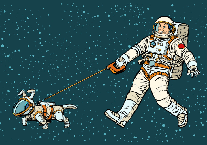things you can't do in space exercise