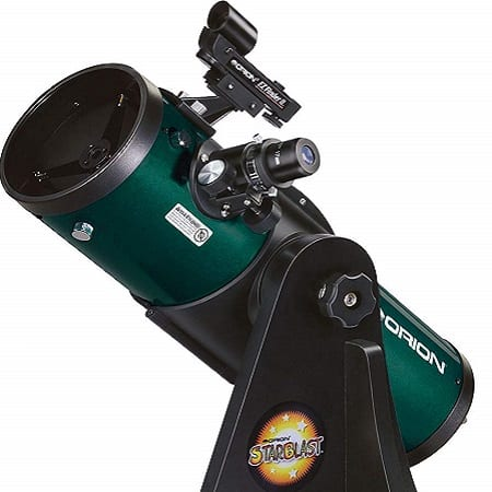 best telescopes for beginners orion starblast
