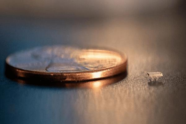 Micro Bristle-Bots Dance Us Into The Ant-Sized Future