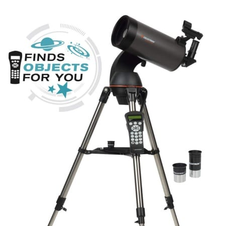 best telescope for beginners orion space probe
