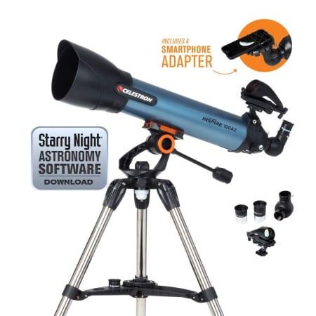 best telescopes for beginners orion starblast