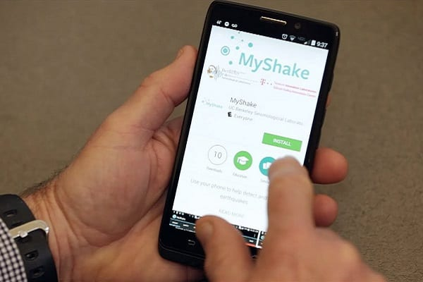 Meet MyShake: The Earthquake Detector in Your Pocket