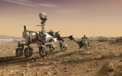 NASA Went to Australia in Preparation to Find Life on Mars