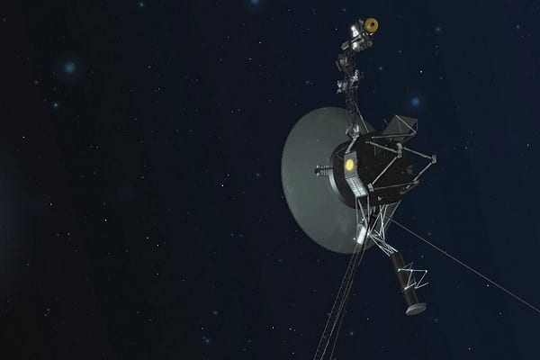 Voyager 2 Has Left the Build… Our Solar System, And Is Never Coming Back