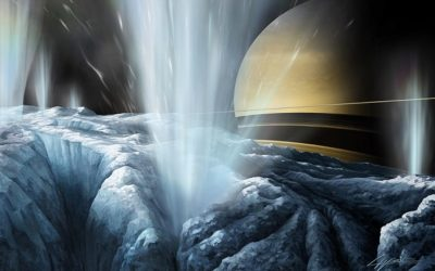 The Tiger Stripes on Enceladus Moon Finally Explained