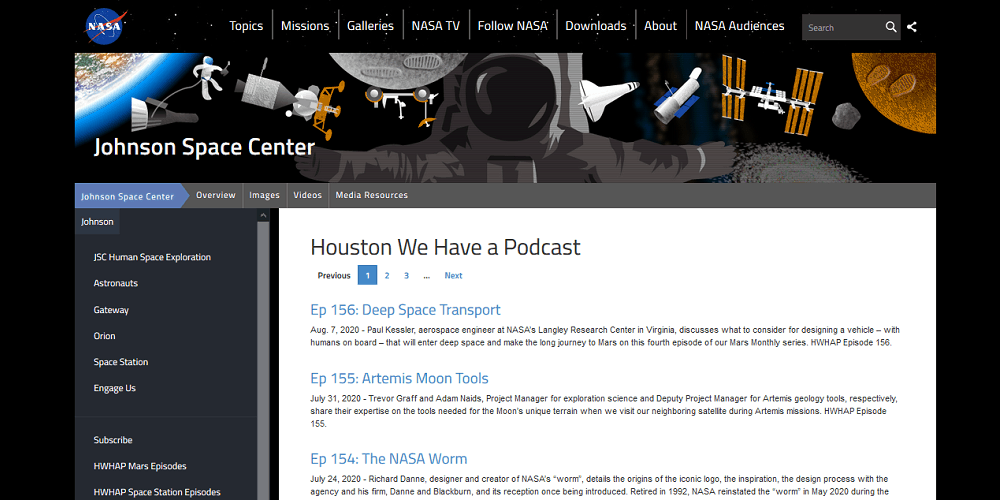 best science podcasts houstorn we have a podcast